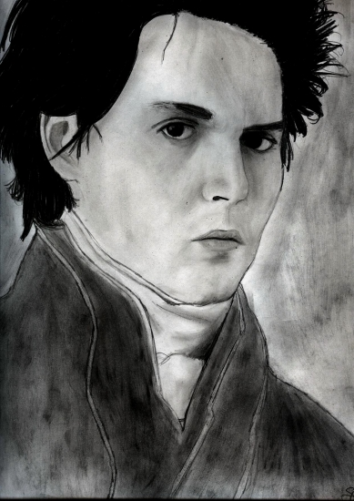 Johnny Depp by Jeliza_Rose